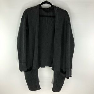 Lululemon Chunky Knit Double Layered Cardigan 🌺